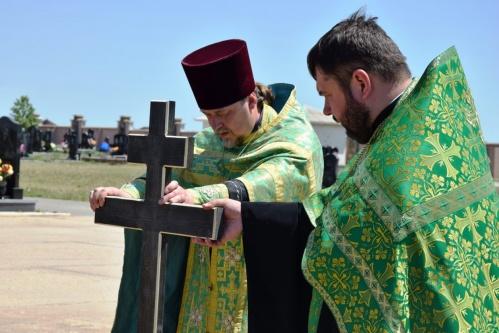 В Евпатории воздвигнут храм-часовню в честь Святой блаженной Ксении Петербургской