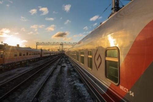 Назван самый популярный ж/д маршрут в Крым