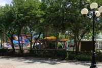 Луна-парк без документов появился на одной из центральных улиц Евпатории