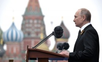 Владимир Путин: Сделаем все, чтобы память о героических свершениях никогда не померкла