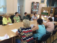 Женщины Евпатории обсудили план проведения конгресса «Цветущий миндаль»