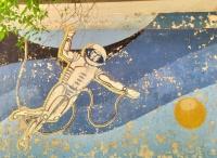 Керченский парк имени Юрия Гагарина по-прежнему не в космическом состоянии