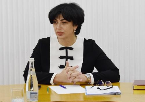 Мэр Симферополя: я не писала заявление об увольнении