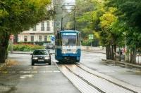 Трамваи в Евпатории будут ездить допоздна