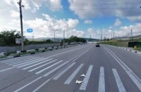 В Севастополе девочку высадили из сбившей её машины