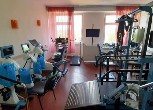 В сосудистое отделение горбольницы № 1 в Керчи поступило современное оборудование