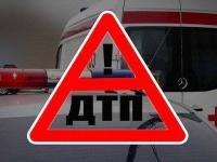 ДТП в Евпатории: не разминулись две легковушки