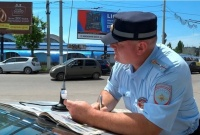 В Керчи за несколько дней поймали 9 пьяных за рулем