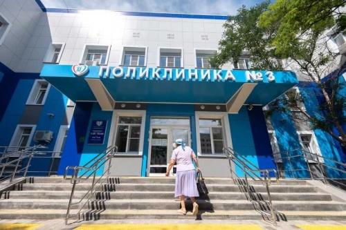 С севастопольского здравоохранения сняли строительное бремя