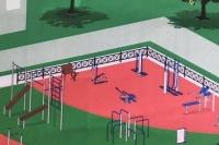 В Симферополе появится первая спортплощадка для инвалидов