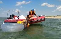 В Евпатории в море унесло трех женщин