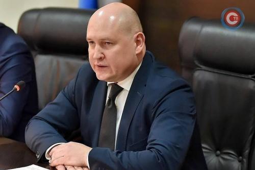 Михаила Развожаева зарегистрировали в качестве кандидата в губернаторы Севастополя