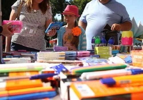 В Симферополе откроется школьная ярмарка