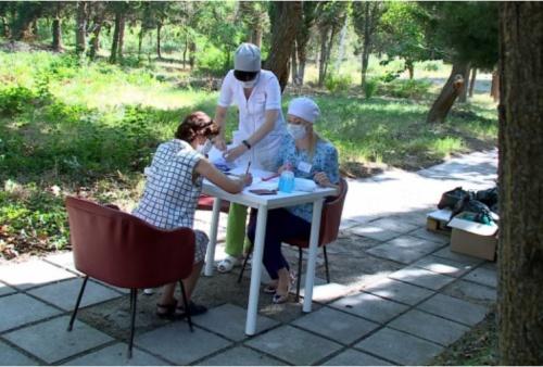 В Севастополе начали выдавать продуктовые и гигиенические наборы больным туберкулёзом