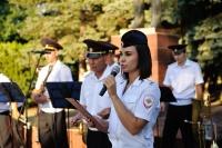 В Евпатории для жителей и гостей города выступили артисты культурного центра МВД по Республике Крым