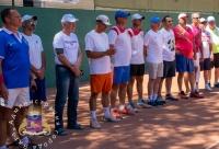 В Ялте впервые прошёл финал любительского турнира по теннису «Большая бескозырка»