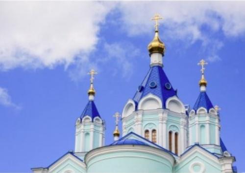 В Симферополе проходит онлайн-выставка «Русь православная»