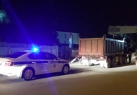 В Севастополе у водителя изъяли грузовик за незаконную транспортировку отходов