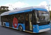 В Севастополе встала часть троллейбусов