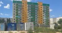 В Евпатории продолжается строительство семейного микрорайона