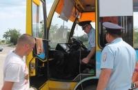 В Евпатории полиция проводит общекрымские оперативно-профилактические мероприятия «Автобус»