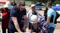 Сотрудники департамента муниципального контроля совместно с полицией провели масштабный рейд на плато Ай-Петри