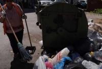 Отремонтированный на деньги Москвы центр Севастополя превращают в свинарник