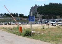 Плату за парковку на плато Ай-Петри взимали неизвестные лица