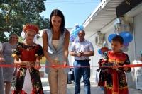 В Мирном открылась детская школа искусств
