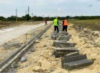 Строительство дороги к новому микрорайону в Керчи срывает подрядчик