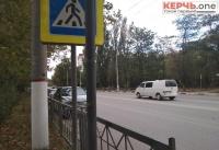Трудности пешеходов: Переход у МФЦ вне зоны видимости