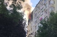 Власти Керчи завтра зовут жильцов пострадавшего от пожара дома на встречу
