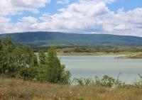 Власти рассматривают строительство постоянного водовода с Тайганского водохранилища в Симферополь