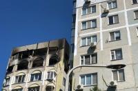 Аксенов поручил выделить новые квартиры оставшимся без крова из-за пожара керчанам
