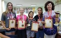 Ялтинка стала победительницей командного Первенства Крыма по шахматам
