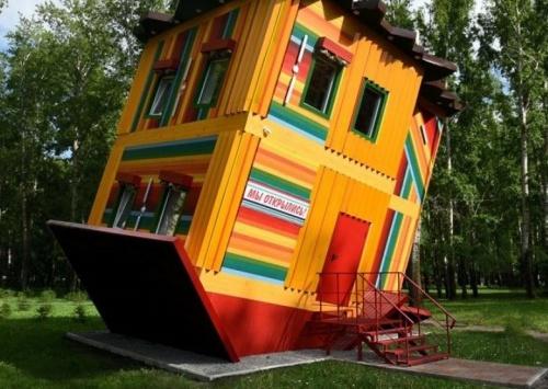 Первый в мире музей цвета и сладостей появится в Евпатории