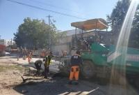 Ещё 7 дорог отремонтировали в Симферополе
