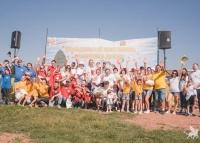 В Бахчисарайском районе прошли два мероприятия на открытом воздухе: «Молодежный фестиваль семейного досуга» и «Молодёжный спортивный пикник»
