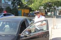 В Евпатории проходят профилактические мероприятия «Пешеход. Пешеходный переход»