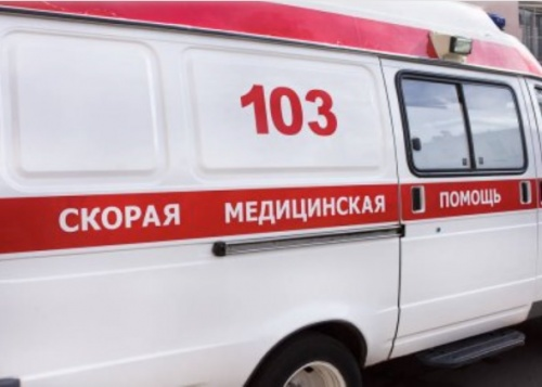 """В Щёлкино на мужчину, который лежал на проезжей части, наехала """"иномарка"""""""