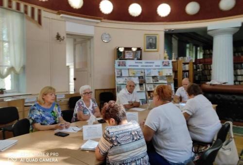 В Евпатории состоялось заседание территориальной трехсторонней комиссии по регулированию социально-трудовых отношений
