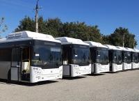В Симферополе на маршруты выйдут новые автобусы