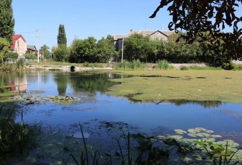 Даниловский пруд Симферополя приведут в порядок в 2022 году