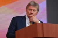 Песков прокомментировал вероятность новых ограничений из-за коронавируса