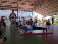 Фестиваль «Готов к труду и обороне» среди лиц с ограниченными возможностями здоровья