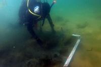 Севастополец нашел затонувший парусник