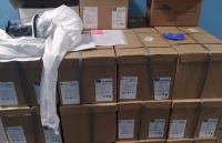 Медики Феодосии получили защитные костюмы для борьбы с COVID-19