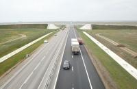 Четырёхполосное движение на Евпаторийской трассе откроют досрочно
