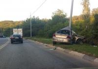 Полиция Севастополя подтвердила смерть водителя «Крайслера»