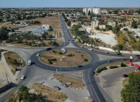 Дороги на въезде в Евпаторию отремонтируют до конца года